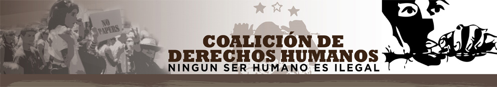 Coalicin de Derechos Humanos