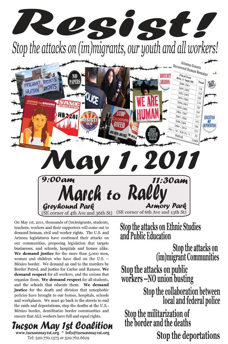 may 1st 2011