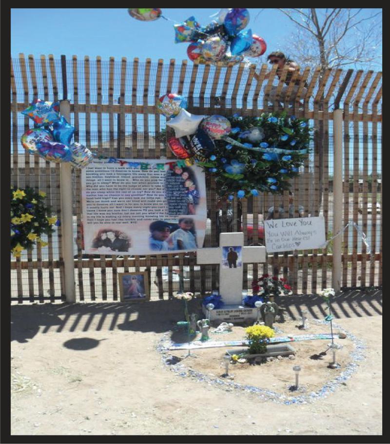 carlos lamadrid vigil site