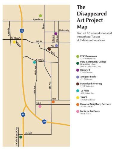 Coalicion De Derechos Humanos The Disappeared Art Project Public